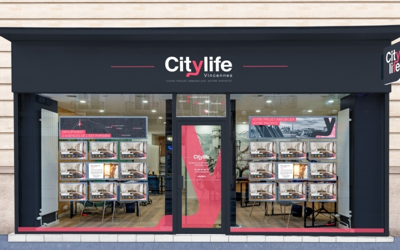 Agence <br/> Citylife <b>Vincennes</b>