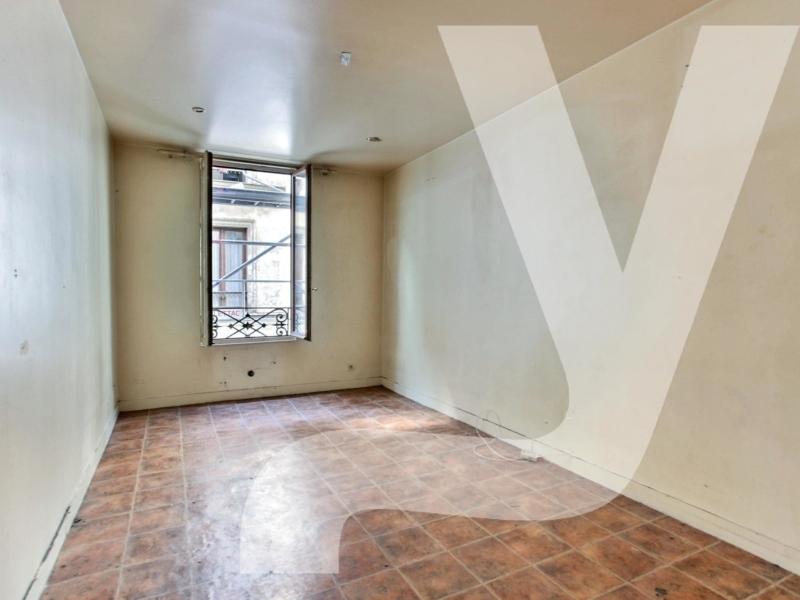 Rue Keller – Studio de 21 m² en dernier étage
