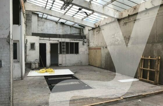 Local Commercial 320m² Montreuil