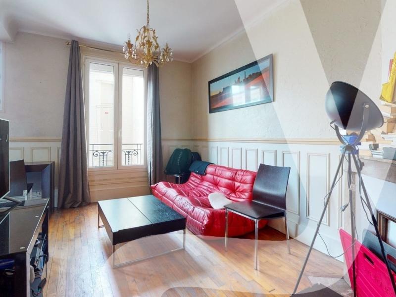 Appartement 2 pièces lumineux rue du Faubourg Saint Antoine