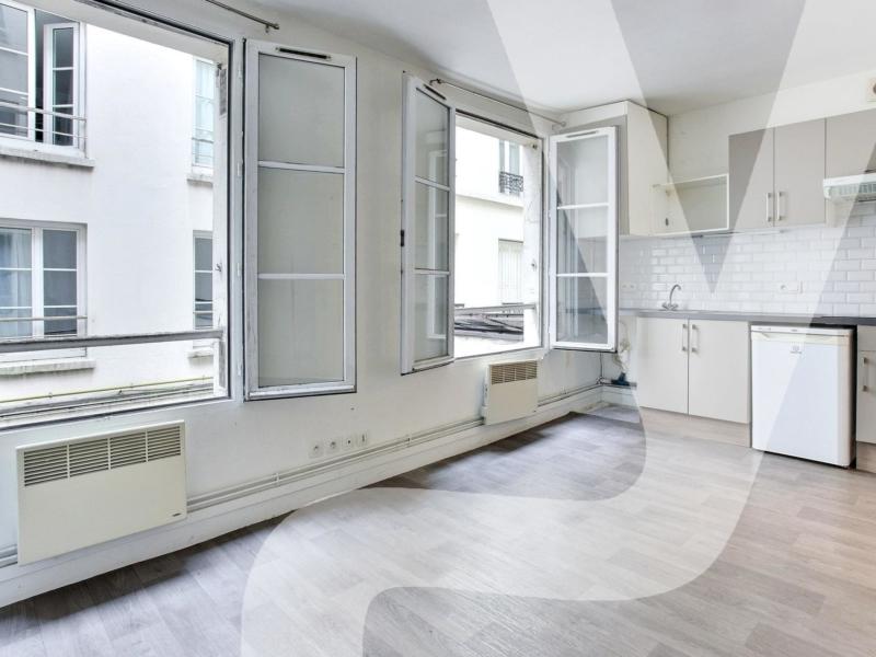 Rue Keller – Studio 25 m² sans perte de place