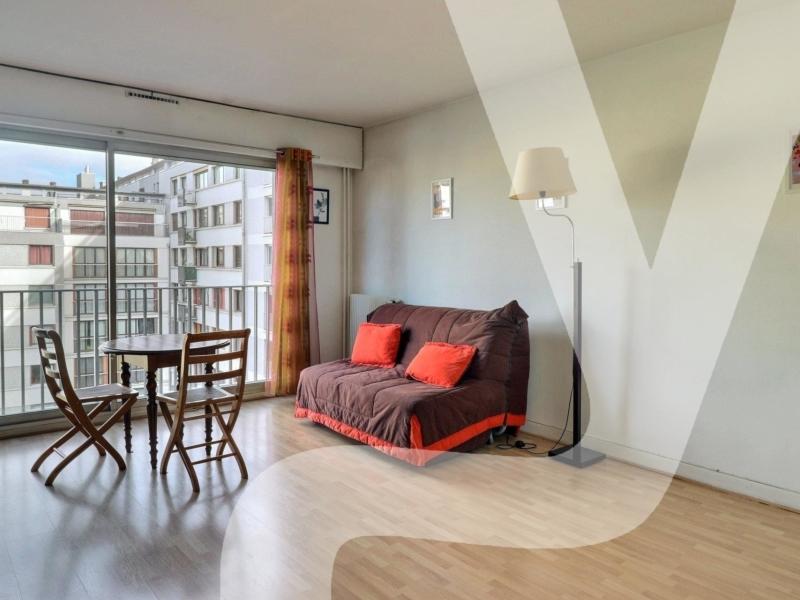 Studio Meublé 32.56m² – PICPUS 75012 PARIS