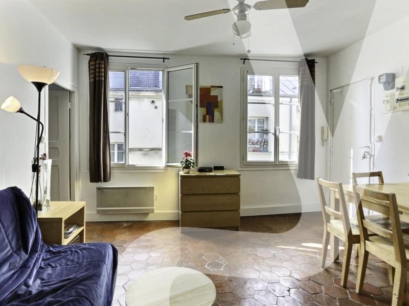 2 pièces meublé 33.18m² – Bastille