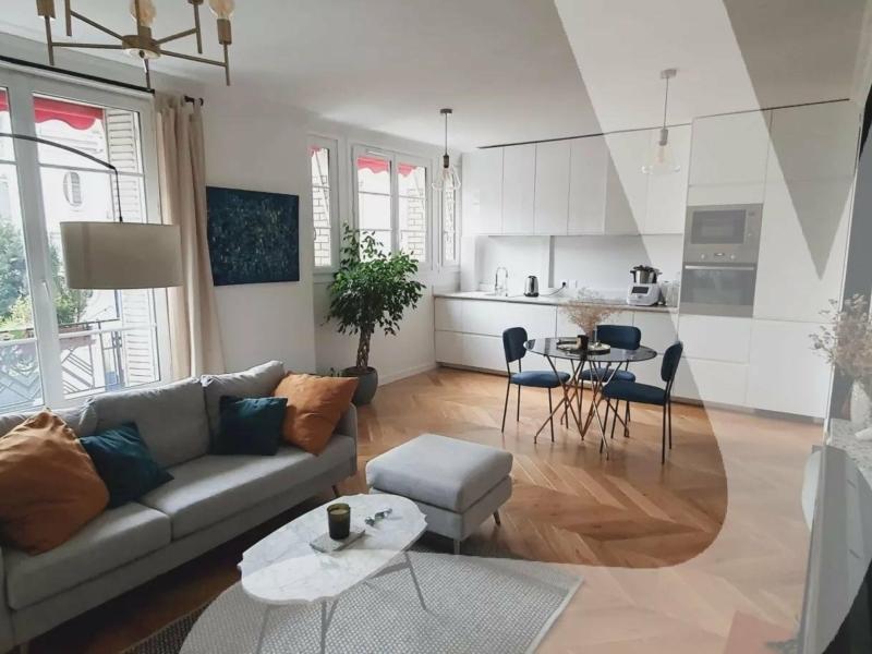 Appartement 3 pièces – centre ville