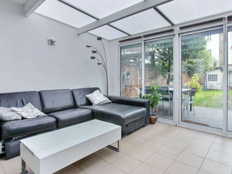 Vincennes Centre – Appartement avec jardin