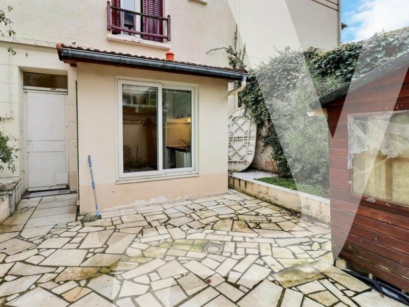 Studio meublé 15.32m² avec jardin – Vincennes