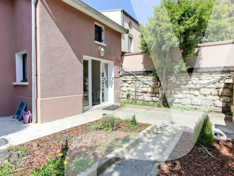 Maison avec terrasse/jardin – Charenton-le-Pont ligne 8