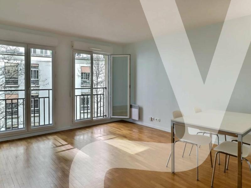 2 pièces meublé – 47 m² – Paris 18