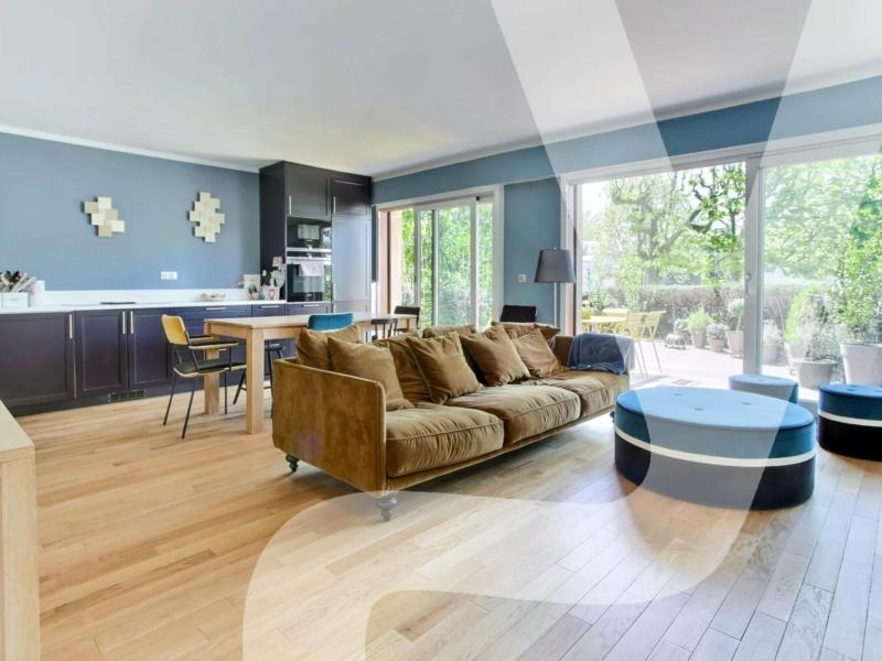 Nogent-sur-Marne / Appartement 5 pièces avec terrasse