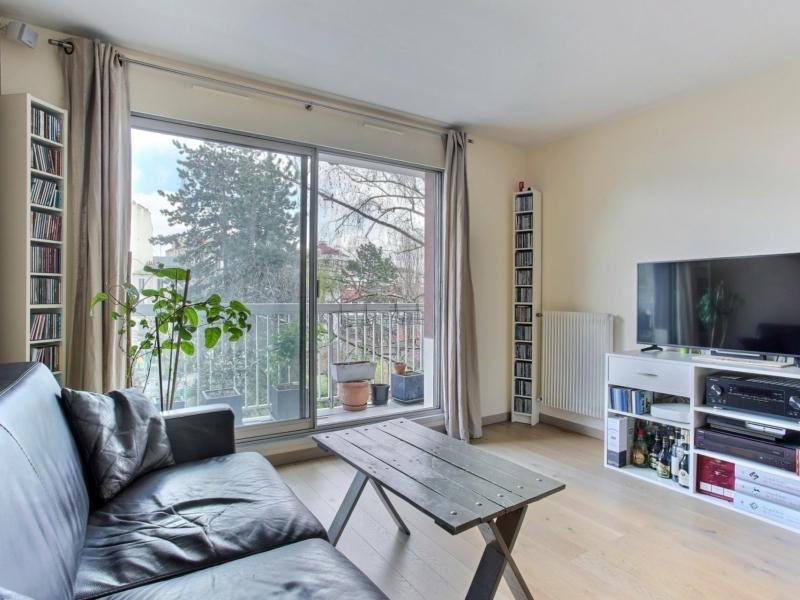 Vincennes – Appartement 2 pièces avec balcon