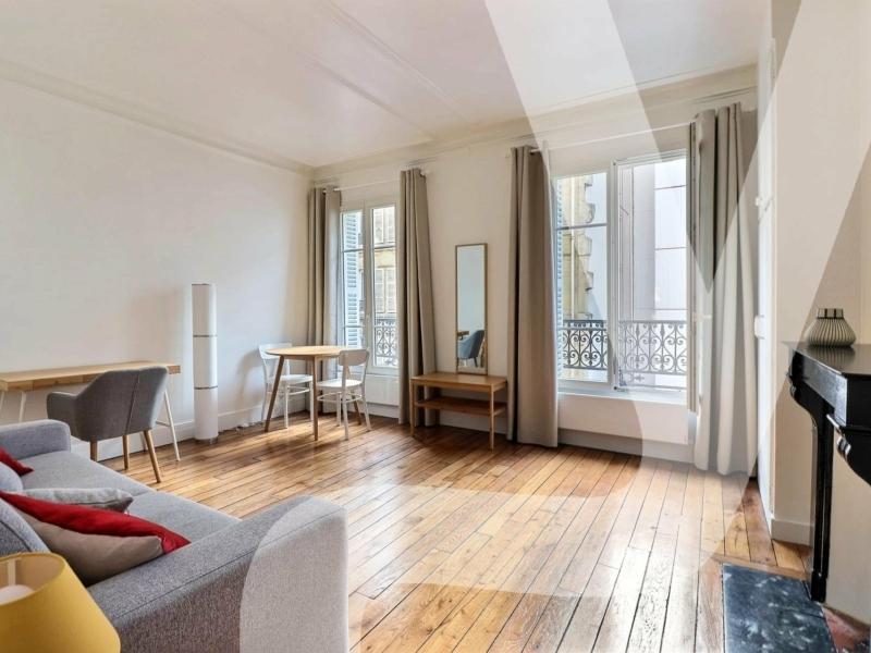 Studio meublé de 27m² – Paris 12ème
