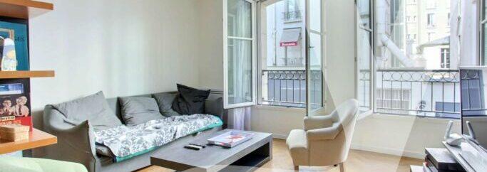 Appartement 4 Pièces – Métro Michel Bizot