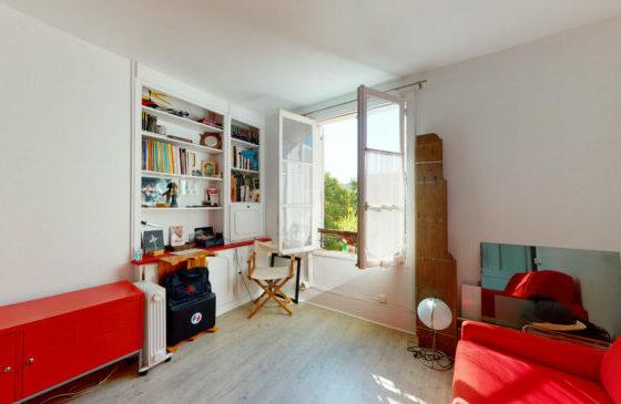 Studio Paris 10ème