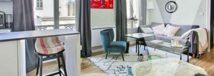 Paris 12 – Appartement 2 Pièces