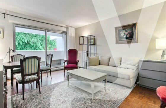 Duplex Avec Balcons – Parc De La Villette