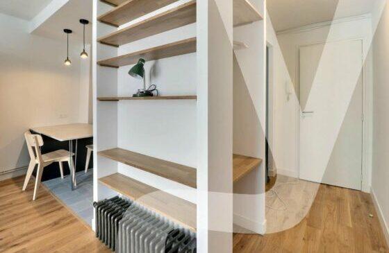 Studio Meublé 30m² – Bastille