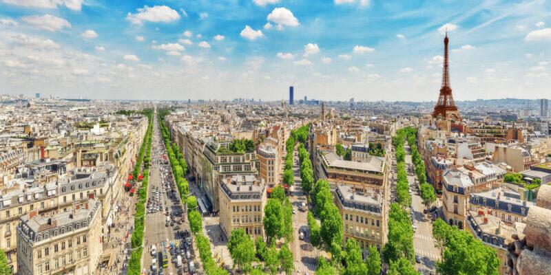 Quelles sont les villes les plus recherchées en 2021?