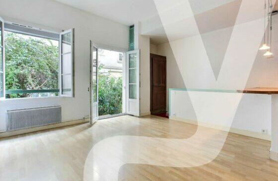 Duplex Sur Jardin – Métro Reuilly Diderot