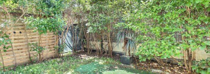 Bas-Montreuil – Grand Studio Avec Jardin Et Cave